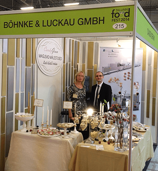 Böhnke & Luckau at baltic states, Talinn 2014