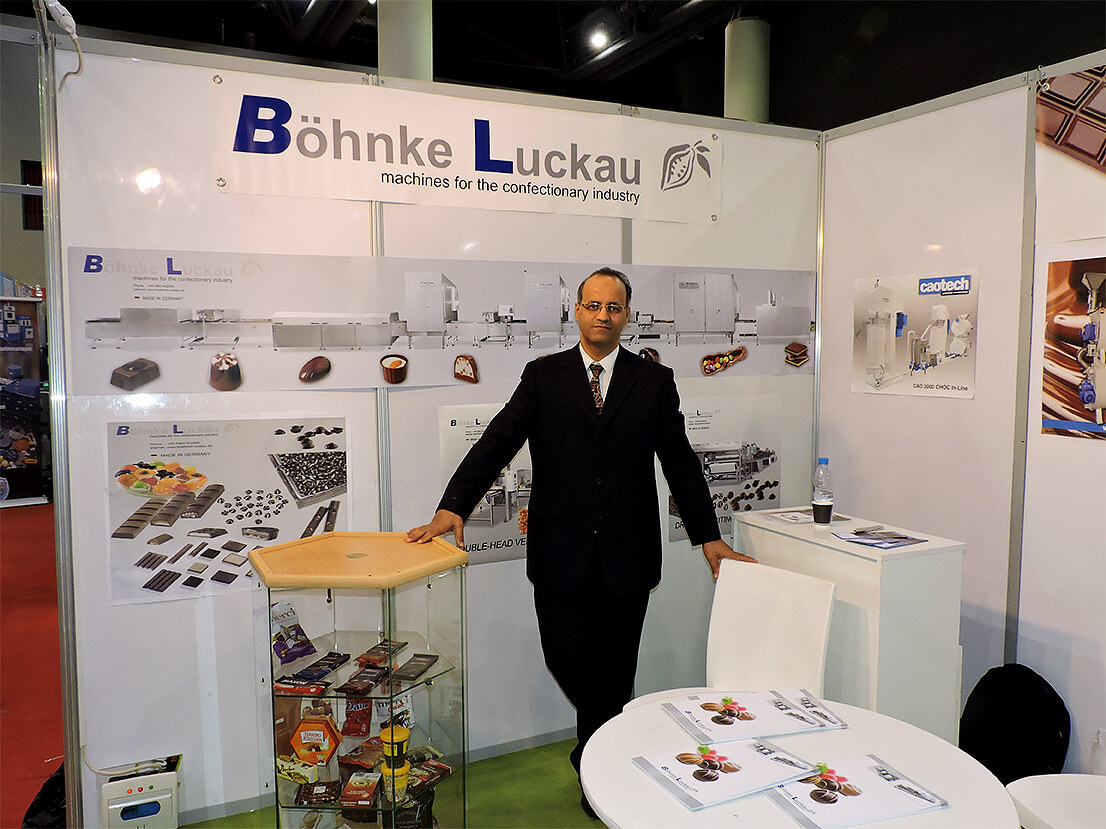 Böhnke & Luckau at International Exhibition of Food Industry Oran 2015