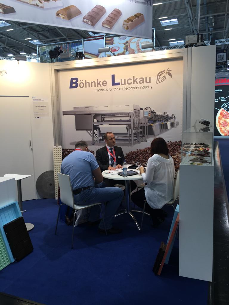 Böhnke & Luckau at IBA Munich 2018
