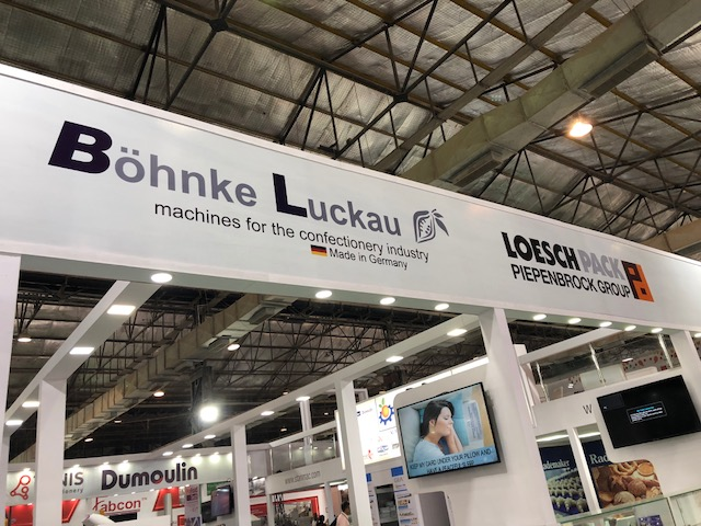 Böhnke & Luckau at International Food Tec India 2018